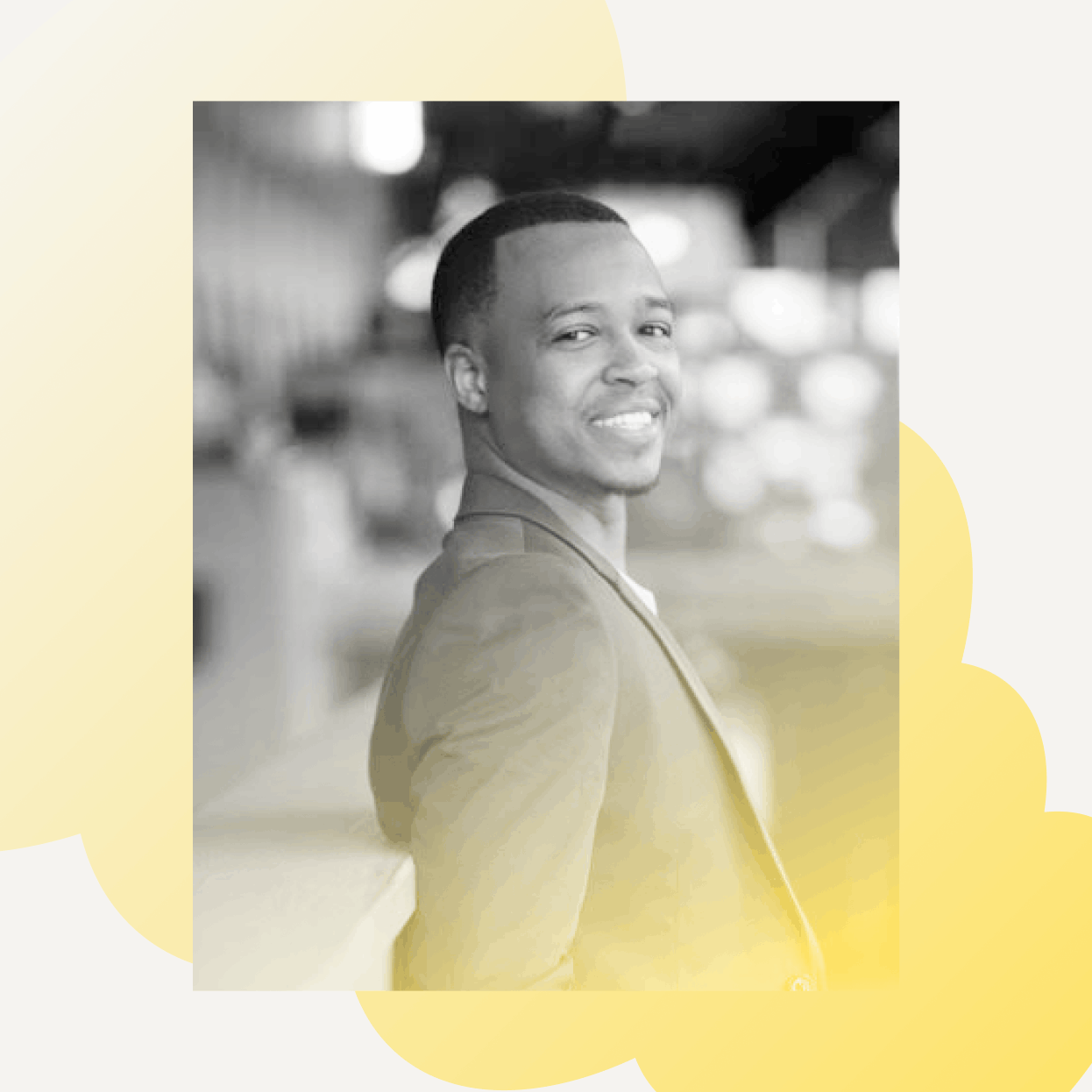 Khalif El-Amin teaches new founders about self-care