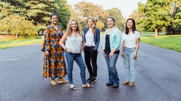 For women founders and funders, there's power in community